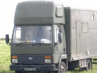 Rob's survival wagon