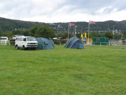 Club 80-90 campsite
