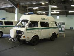 Rowan ambulance