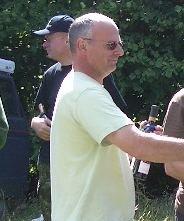 Steve Darch, IOW marshall