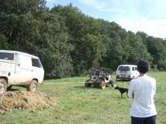 Syncro towing mod towing doka