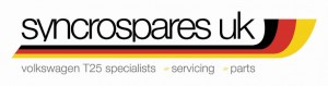 Syncrospares offer servicing and parts to keep your T25 syncro on the road.